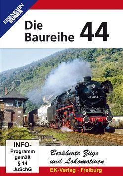 Berühmte Züge und Lokomotiven: Die Baureihe 44