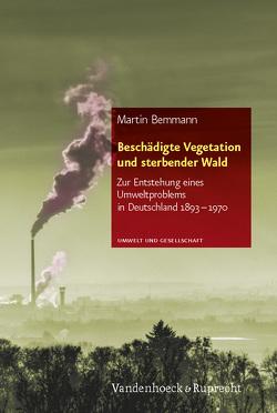 Beschädigte Vegetation und sterbender Wald von Bemmann,  Martin