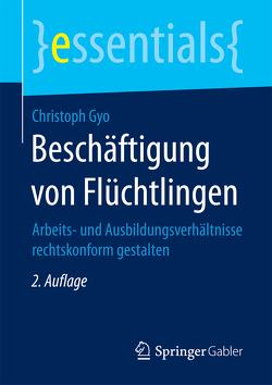 Beschäftigung von Flüchtlingen von Gyo,  Christoph