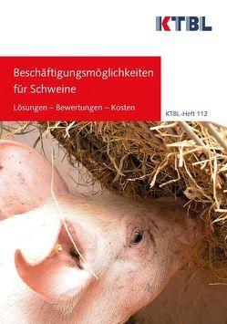 Beschäftigungsmöglichkeiten für Schweine