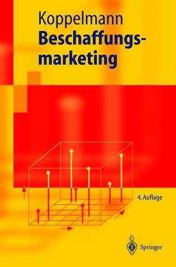 Beschaffungsmarketing von Koppelmann,  Udo