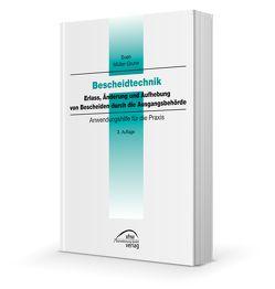 Bescheidtechnik von Müller-Grune,  Sven