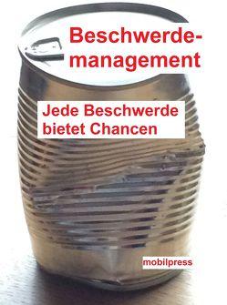 Beschwerdemanagement von Zimmermann,  Gerd