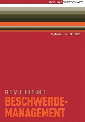 Beschwerdemanagement von Brueckner,  Michael