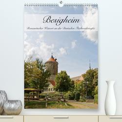 Besigheim – Romantischer Weinort an der Deutschen Fachwerkstraße (Premium, hochwertiger DIN A2 Wandkalender 2020, Kunstdruck in Hochglanz) von Eisold,  Hanns-Peter