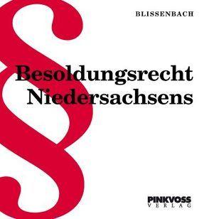 Besoldungsrecht Niedersachsens von Dr. Blissenbach,  Dirk