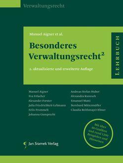 Besonderes Verwaltungsrecht² von Aigner et al.,  Manuel