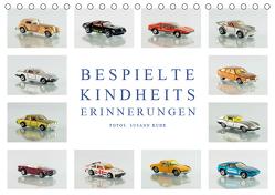 Bespielte Kindheitserinnerungen (Tischkalender 2019 DIN A5 quer) von Kuhr,  Susann