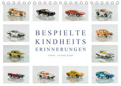 Bespielte Kindheitserinnerungen (Tischkalender 2020 DIN A5 quer) von Kuhr,  Susann