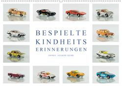 Bespielte Kindheitserinnerungen (Wandkalender 2020 DIN A2 quer) von Kuhr,  Susann