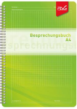 Besprechungsbuch im Format A4 von Lückert,  Wolfgang