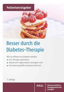 Besser durch die Diabetes-Therapie von Gröber,  Uwe, Kisters,  Klaus