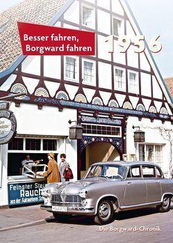 Besser fahren, Borgward fahren 1956 von Kurze,  Peter