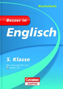 Besser in Englisch – Realschule 5. Klasse von glas AG,  Seeheim-Jugenheim,  glas AG, , Preedy,  Ingrid, Tessmann,  Dorina