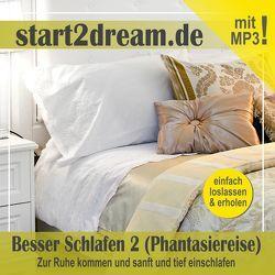 Besser schlafen 2 (Phantasiereise) von Hoese,  Frank, Klippstein,  Nils