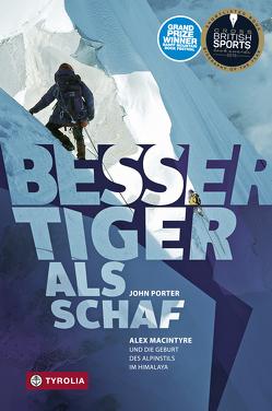 Besser Tiger als Schaf von Hemmleb,  Jochen, Porter,  John