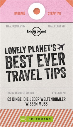 Best ever Travel Tipps