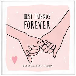 Best Friends Forever – das Erinnerungsalbum für die beste Freundin zum Ausfüllen | Freundebuch für Mädchen und Erwachsene | Erinnerungsbuch beste Freundin | Beste Freundin Geburtstagsgeschenk von Wirth,  Lisa