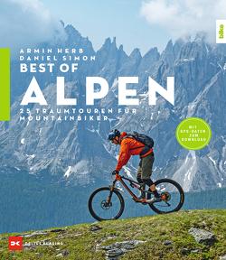 Best-of Alpen von Herb,  Armin, Simon,  Daniel