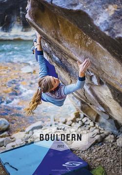 Best of Bouldern 2022 von tmms-Verlag