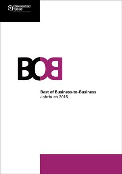 Best of Business-to-Business Jahrbuch 2016
