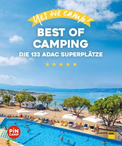 Yes we camp! Best of Camping von Siefert,  Heidi