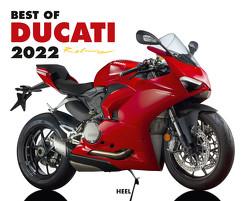 Best of Ducati 2022 von Rebmann,  Dieter