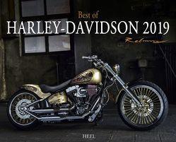 Best of Harley Davidson 2019 von Rebmann,  Dieter (Fotograf)