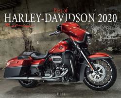 Best of Harley Davidson 2020 von Rebmann,  Dieter