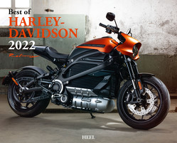 Best of Harley-Davidson 2022 von Rebmann,  Dieter