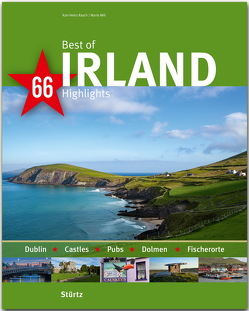 Best of Irland – 66 Highlights von Mill,  Maria, Raach,  Karl-Heinz
