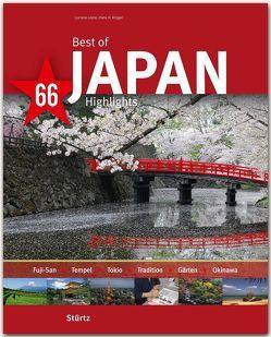 Best of Japan – 66 Highlights von Krüger,  Hans H, Lepre,  Luciano