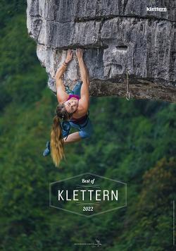 Best of Klettern 2022 von tmms-Verlag