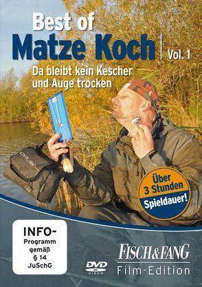 Best of Matze Koch Vol. 1 von Redaktion,  Fisch & Fang