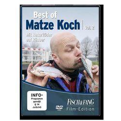 Best of Matze Koch Vol. 2 von Redaktion,  Fisch & Fang