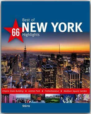 Best of New York – 66 Highlights von Heeb,  Christian, Jeier,  Thomas