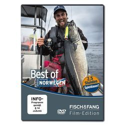 Best of Norwegen (DVD) von Redaktion,  Fisch & Fang