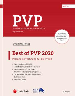 Best of PVP 2020 von David,  Elisabeth, Kraft,  Rainer, Kronberger,  Birgit, Patka,  Ernst