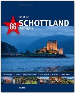 Best of Schottland – 66 Highlights von Raach,  Karl-Heinz, Reeck,  Doreen