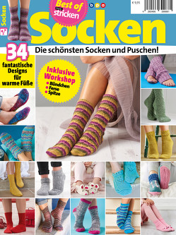 Best of Simply Stricken: Socken von Buss,  Oliver