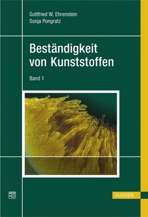 Beständigkeit von Kunststoffen von Ehrenstein,  Gottfried Wilhelm, Pongratz,  Sonja