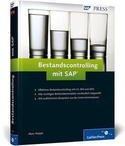 Bestandscontrolling mit SAP von Hoppe,  Marc
