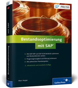 Bestandsoptimierung mit SAP von Hoppe,  Marc