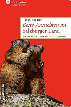 Beste Aussichten im Salzburger Land von Lipp,  Franziska