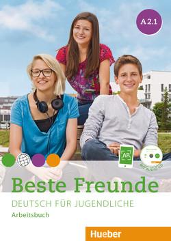 Beste Freunde A2 von Georgiakaki,  Manuela, Schümann,  Anja, Seuthe,  Christiane
