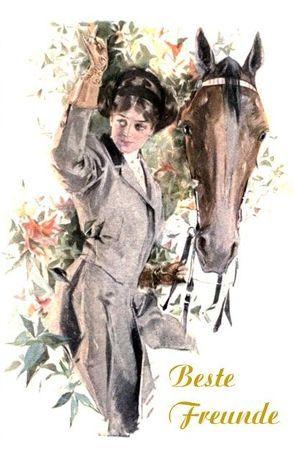 Beste Freunde (Pferde Notizbuch) von Rettburg,  Alexander