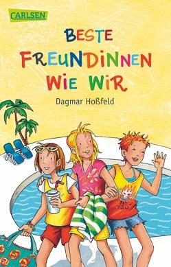 Beste Freundinnen wie wir von Althaus,  Lisa, Hoßfeld,  Dagmar