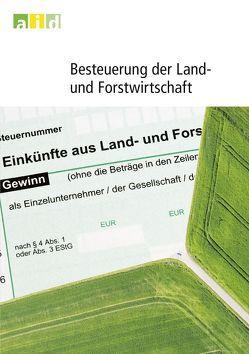 Besteuerung der Land- und Forstwirtschaft von Paas,  Ester-Maria, Wesche,  Rüdiger