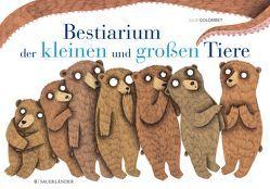 Bestiarium der kleinen und großen Tiere von Colombet,  Julie, Panzacchi,  Cornelia