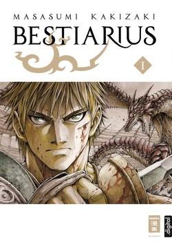 Bestiarius 01 von Caspary,  Constantin, Kakizaki,  Masasumi
